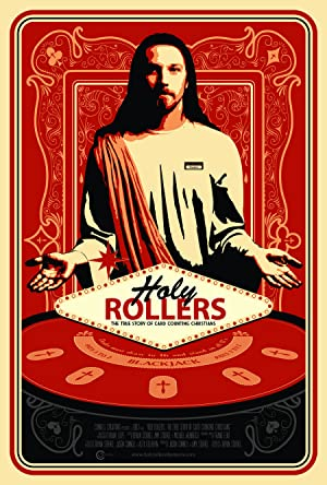 movie poster of Holy Rollers: The True Story of Card Counting Christians