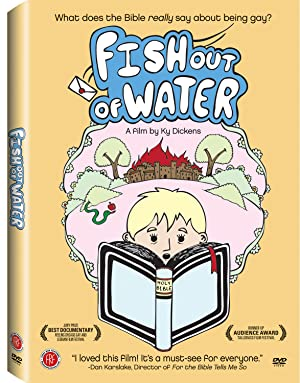 movie poster of Fish Out of Water