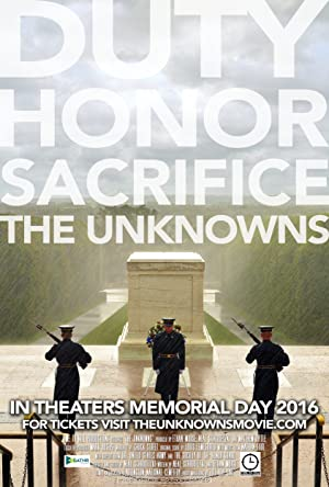 movie poster of The Unknowns