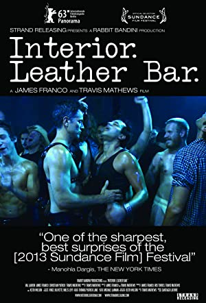 movie poster of Interior. Leather Bar.