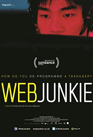 movie poster of Web Junkie