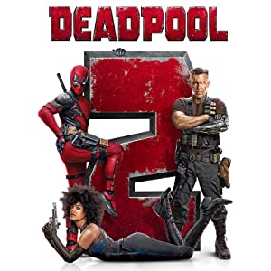 movie poster of Deadpool 2