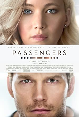 movie poster of Passengers