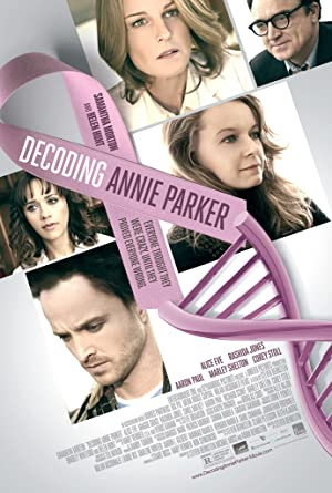 movie poster of Decoding Annie Parker
