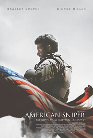 movie poster of American Sniper