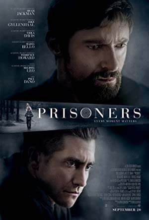 movie poster of Prisoners
