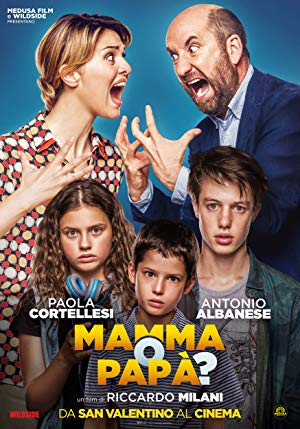 movie poster of Mom or Dad? (Mamma o papà?)