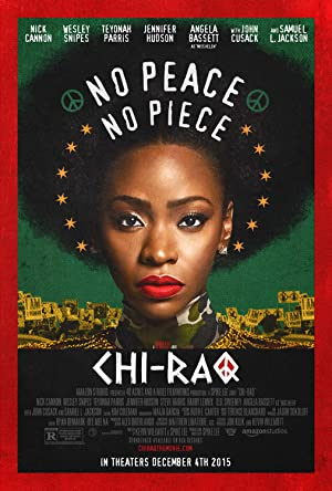movie poster of Chi-Raq