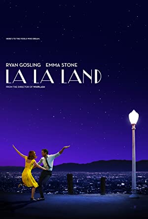 movie poster of La La Land