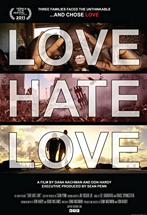 movie poster of Love Hate Love
