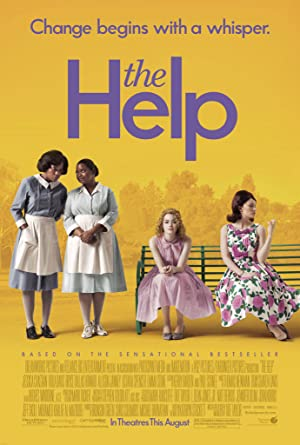 movie poster of The Help