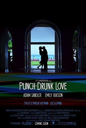 movie poster of Punch-Drunk Love