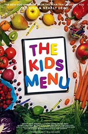 movie poster of The Kids Menu