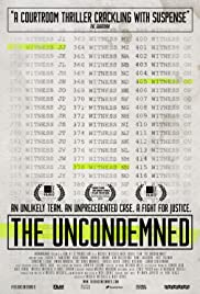movie poster of The Uncondemned