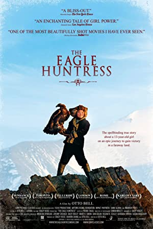 movie poster of The Eagle Huntress