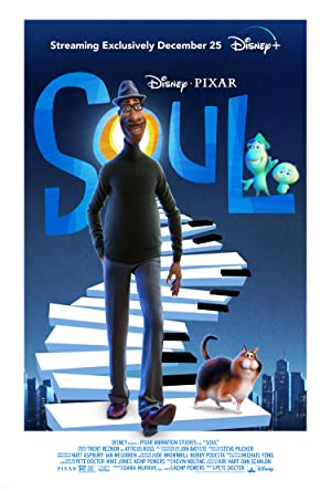 movie poster of Soul