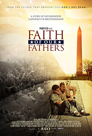 movie poster of Faith of Our Fathers