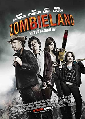 movie poster of Zombieland