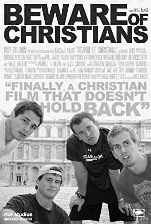 movie poster of Beware of Christians