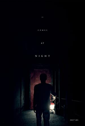 movie poster of It Comes at Night