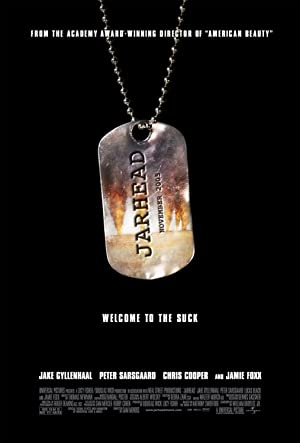 movie poster of Jarhead