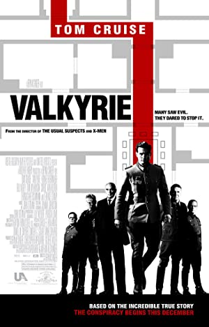 movie poster of Valkyrie