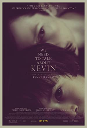 movie poster of We Need to Talk About Kevin