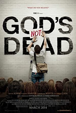movie poster of God's Not Dead