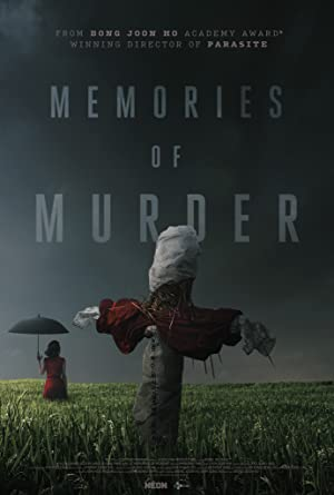 movie poster of Memories of Murder