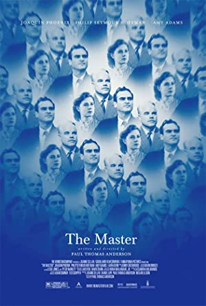 movie poster of The Master