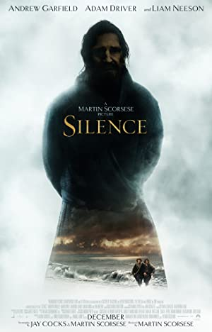 movie poster of Silence