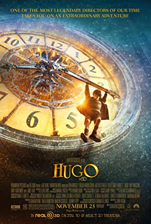 movie poster of Hugo