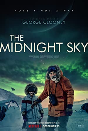 movie poster of The Midnight Sky