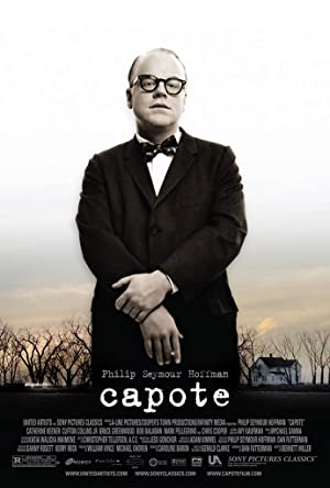 movie poster of Capote