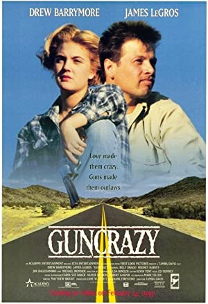 movie poster of Guncrazy