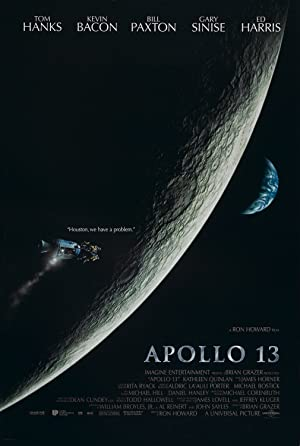 movie poster of Apollo 13