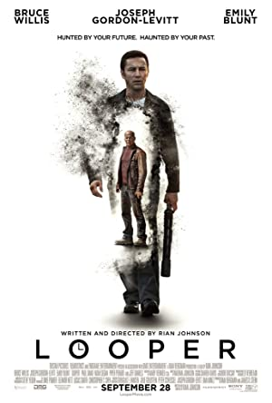 movie poster of Looper
