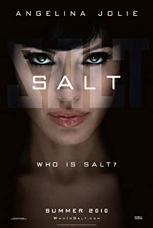 movie poster of Salt