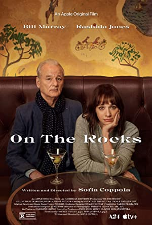movie poster of On the Rocks