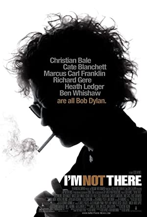 movie poster of I'm Not There