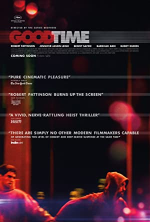 movie poster of Good Time