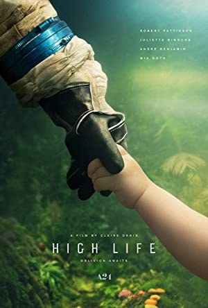 movie poster of High Life