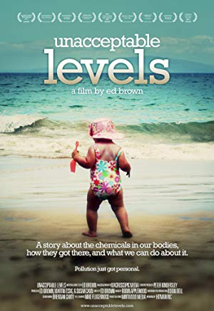 movie poster of Unacceptable Levels