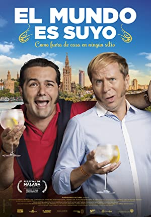 movie poster of El mundo es suyo