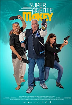 movie poster of Superagente Makey