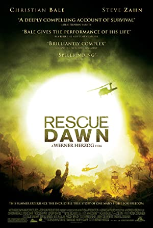 movie poster of Rescue Dawn