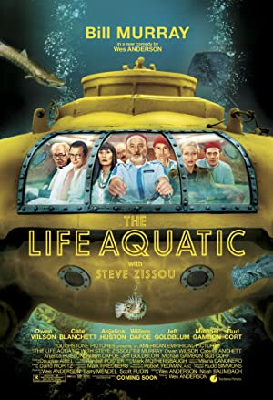 The Life Aquatic with Steve Zissou streaming (where to watch online?)