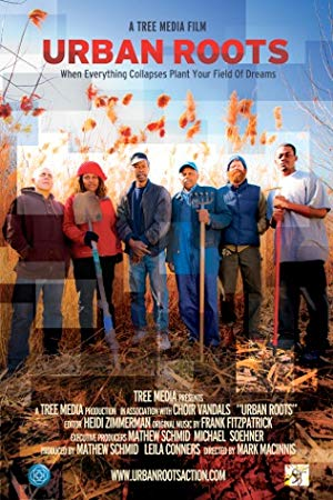 movie poster of Urban Roots