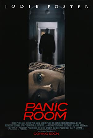 movie poster of Panic Room
