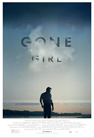 movie poster of Gone Girl streaming (where to watch online?)